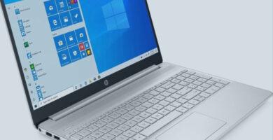 HP 15s-eq25ns: el mejor portátil por debajo de los 600 euros