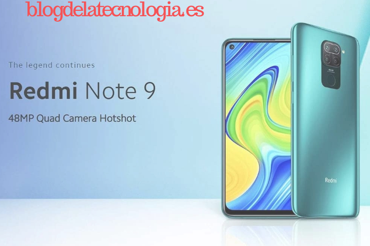 Xiaomi Redmi Note 9: review [2020]