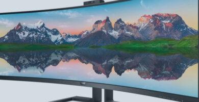 Los 5 mejores monitores Ultrawide curvos