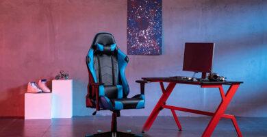 Las 5 mejores sillas gaming