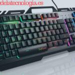 Los 4 mejores teclados gaming