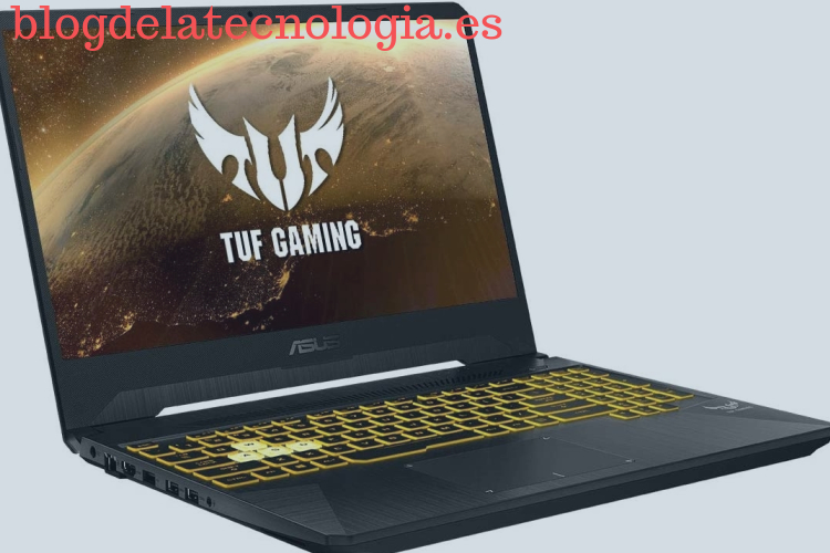 ASUS TUF Gaming FX505DT-BQ600: Review y opiniones 2020