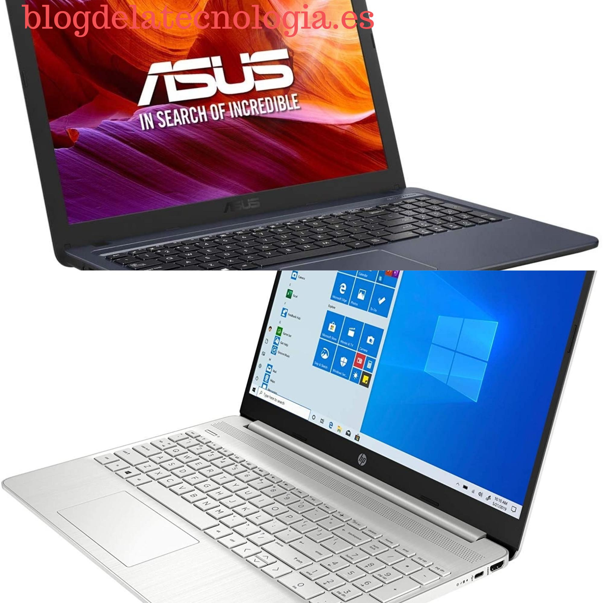 ¿Asus o HP, cual es el mejor portátil 2020?