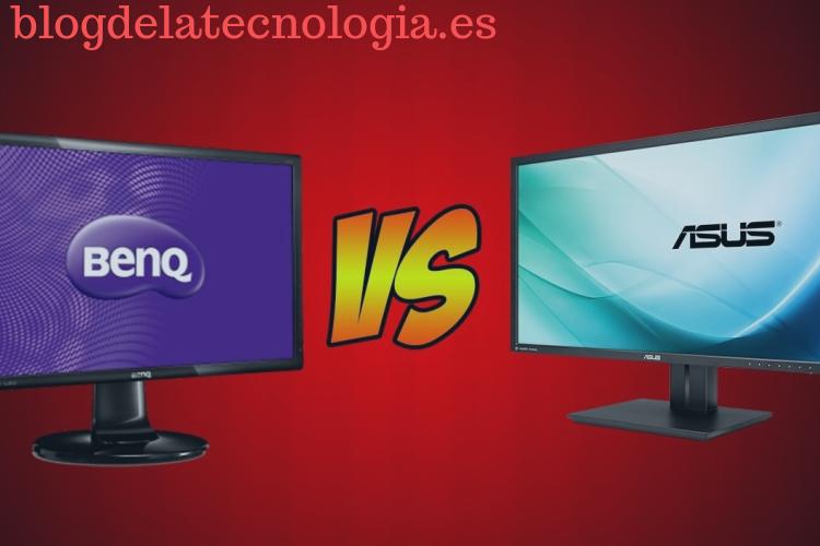 Asus vs BenQ: opinión sobre el mejor monitor
