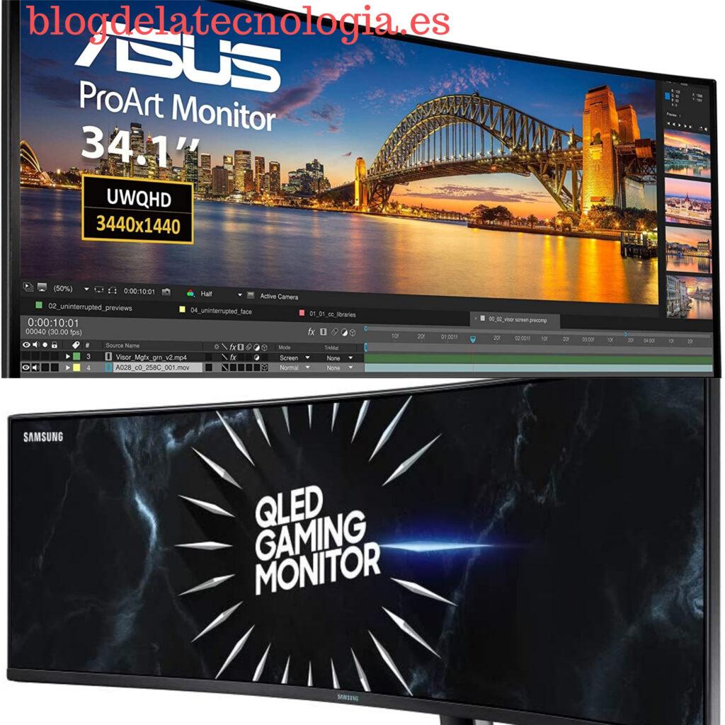 Asus vs Samsung: ¿Cuál es el mejor monitor? 【2020 】