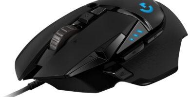 Los 6 mejores ratones gaming Logitech