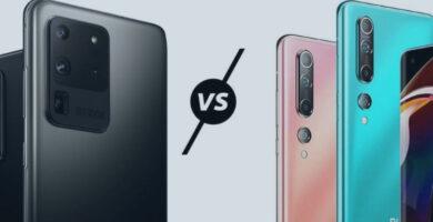 Xiaomi vs Samsung: ¿Cuál es el mejor móvil? [2020]