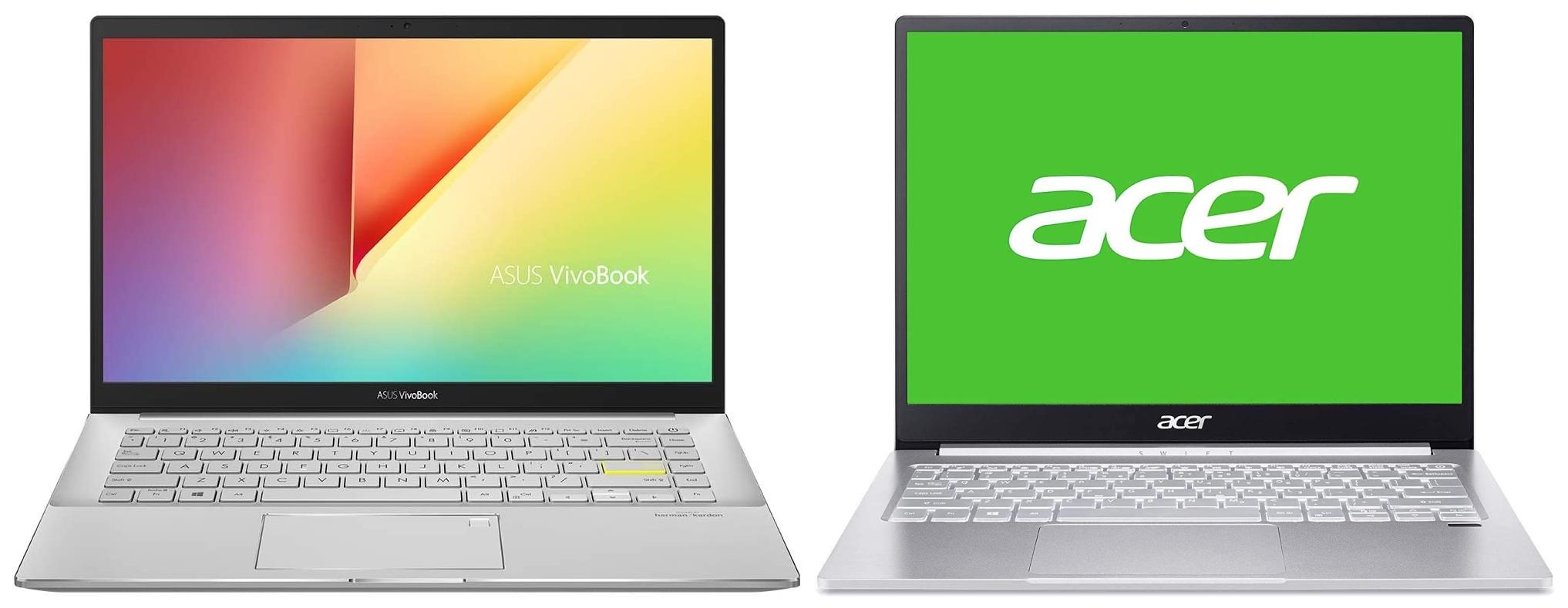 Asus o Acer: ¿cuál es el mejor portátil ¿ 2020