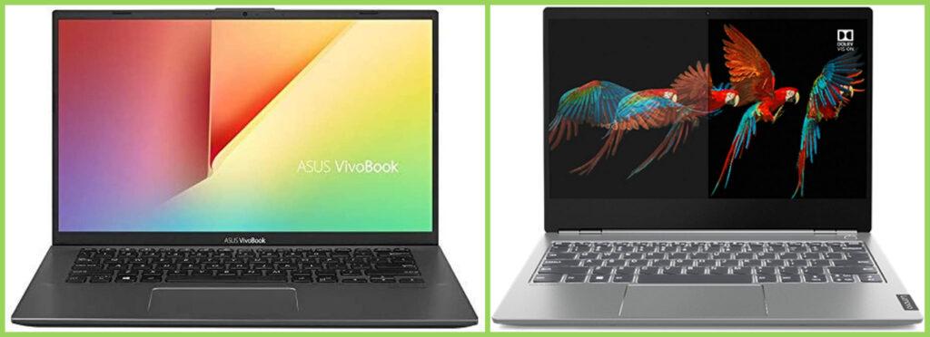 Asus o Lenovo, ¿Cuál es el mejor portátil 2020?
