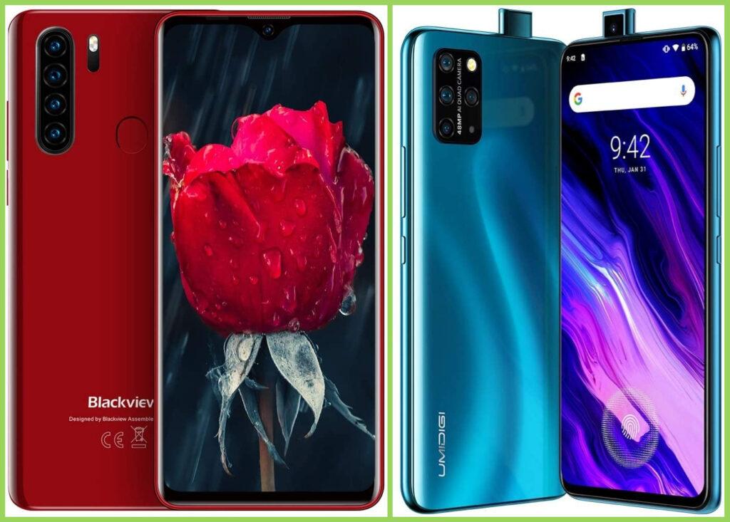 Blackview o UMIDIGI, ¿Cuál es el mejor móvil 2020?