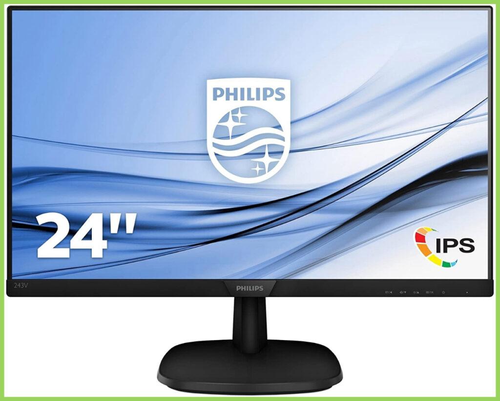 Philips 243V7QDSB: review y opiniones 2020