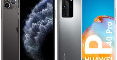 Apple o Huawei, ¿Cuál es el mejor teléfono móvil 2020?