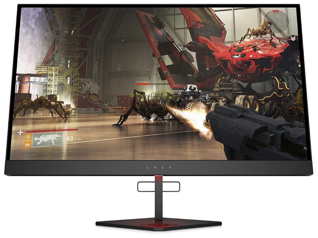 Los 4 mejores monitores HP Omen
