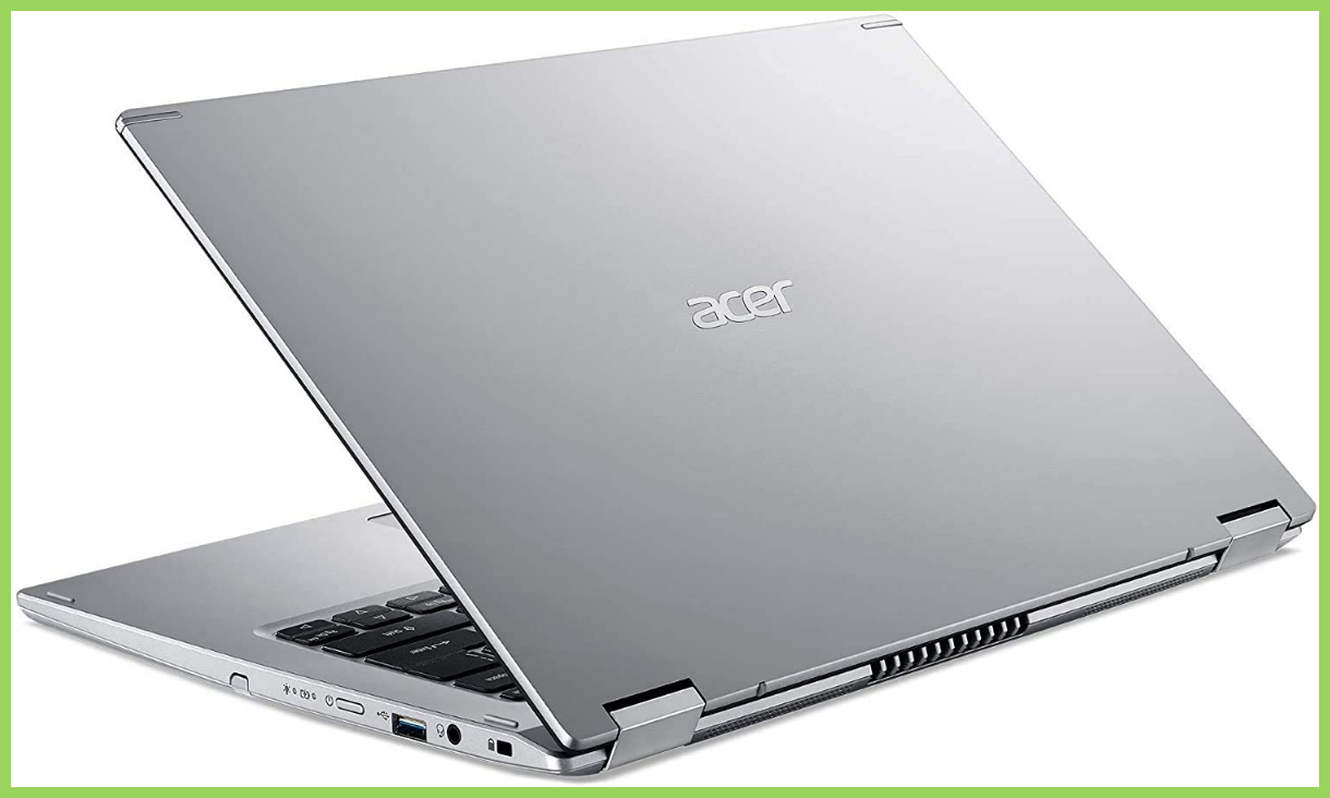 Acer Spin 3 SP314-54N: Review y opiniones 2021