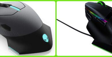 Alienware vs Razer: ¿Cuál es el mejor ratón gaming 2021?