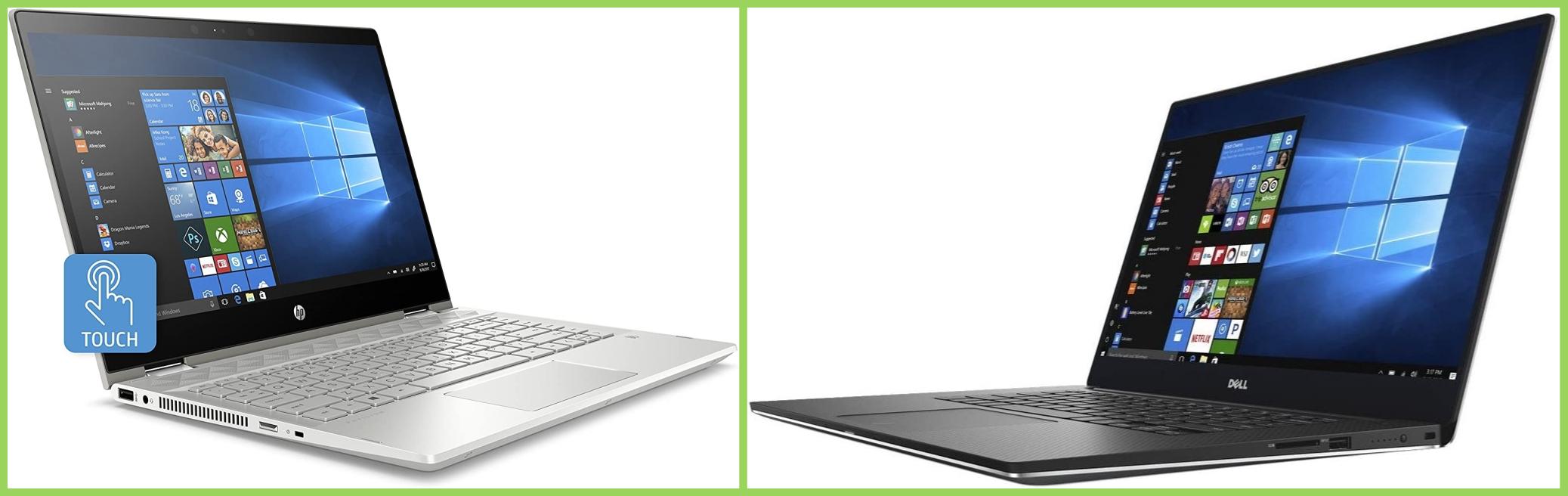 Dell vs HP: y el mejor portátil 2021 es…
