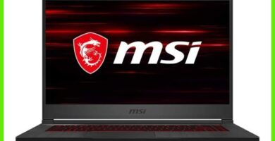 MSI GF65 Thin 10SDR-1022XES: Review y opiniones