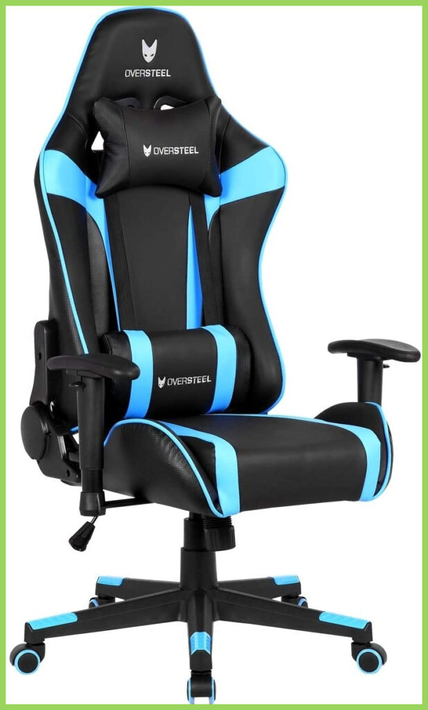 Silla gaming Oversteel: Review y opiniones 2021
