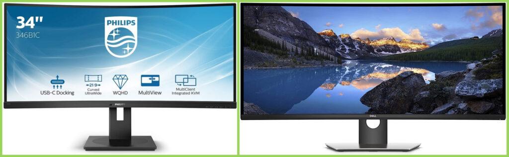 Philips vs Dell: ¿Cuál es el mejor monitor 2021?