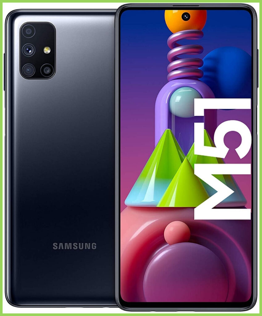 Samsung Galaxy M51, características y opiniones 2021