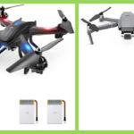 Drones Snaptain vs DJI: ¿Cuál es el mejor drone 2021?