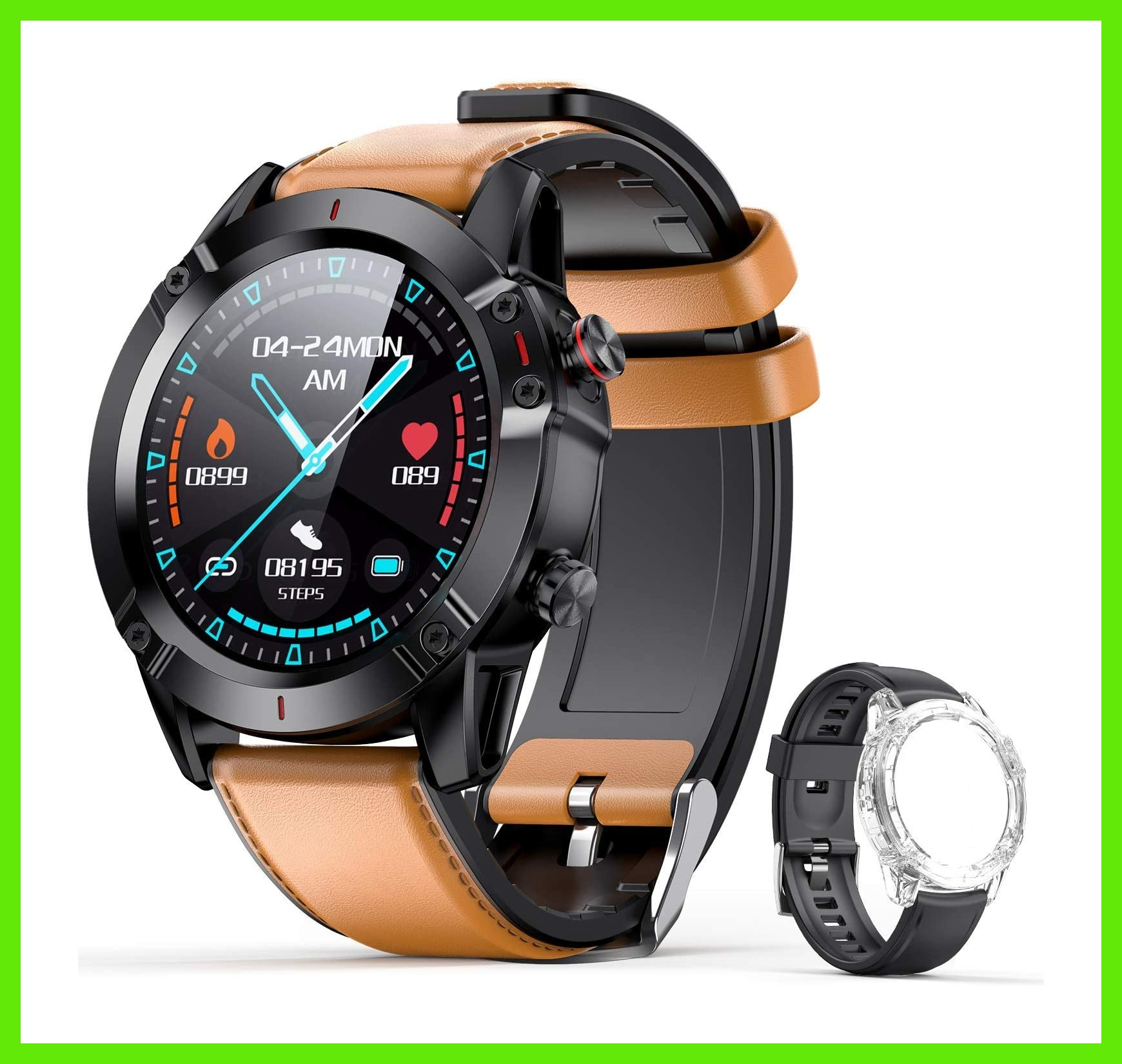 AGPTEK Smartwatch: Review y opiniones 2021