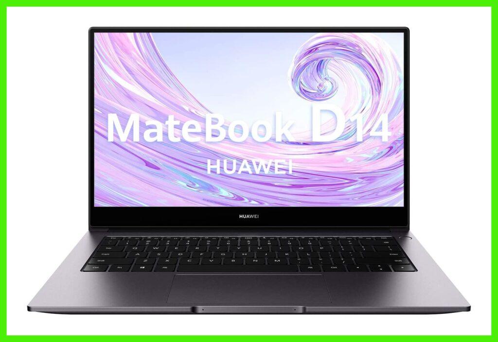 Huawei Matebook D14: el mejor portátil de 14 pulgadas