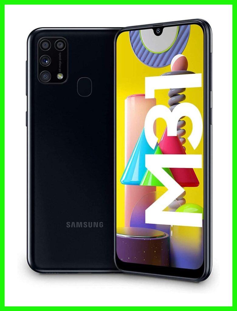 Samsung Galaxy M31: Review y opiniones