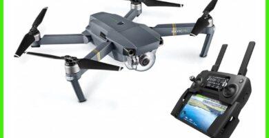 DJI Mavic Pro Fly: Características y opiniones
