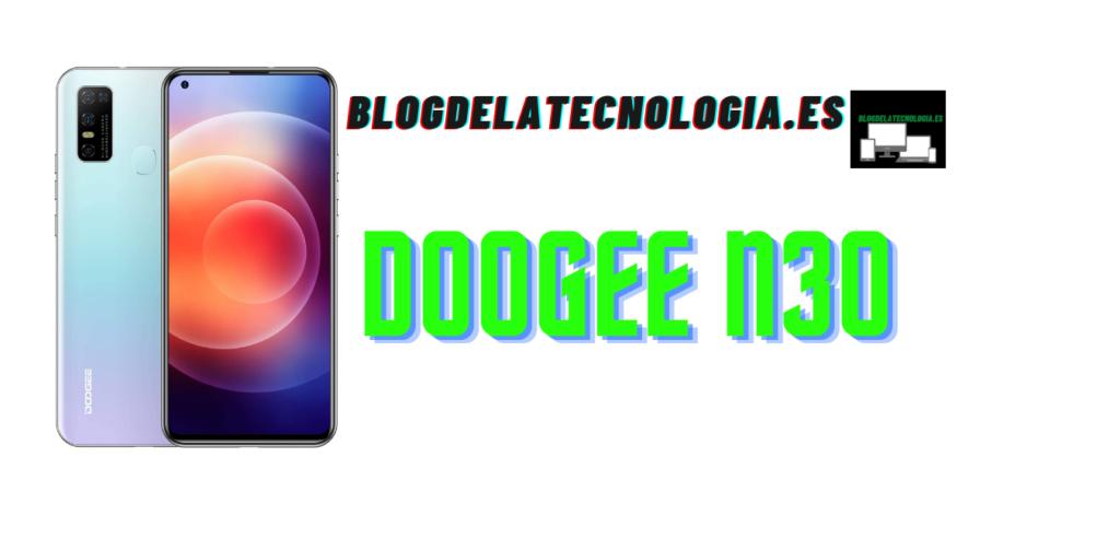 DOOGEE N30: muy bueno para lo poco que cuesta