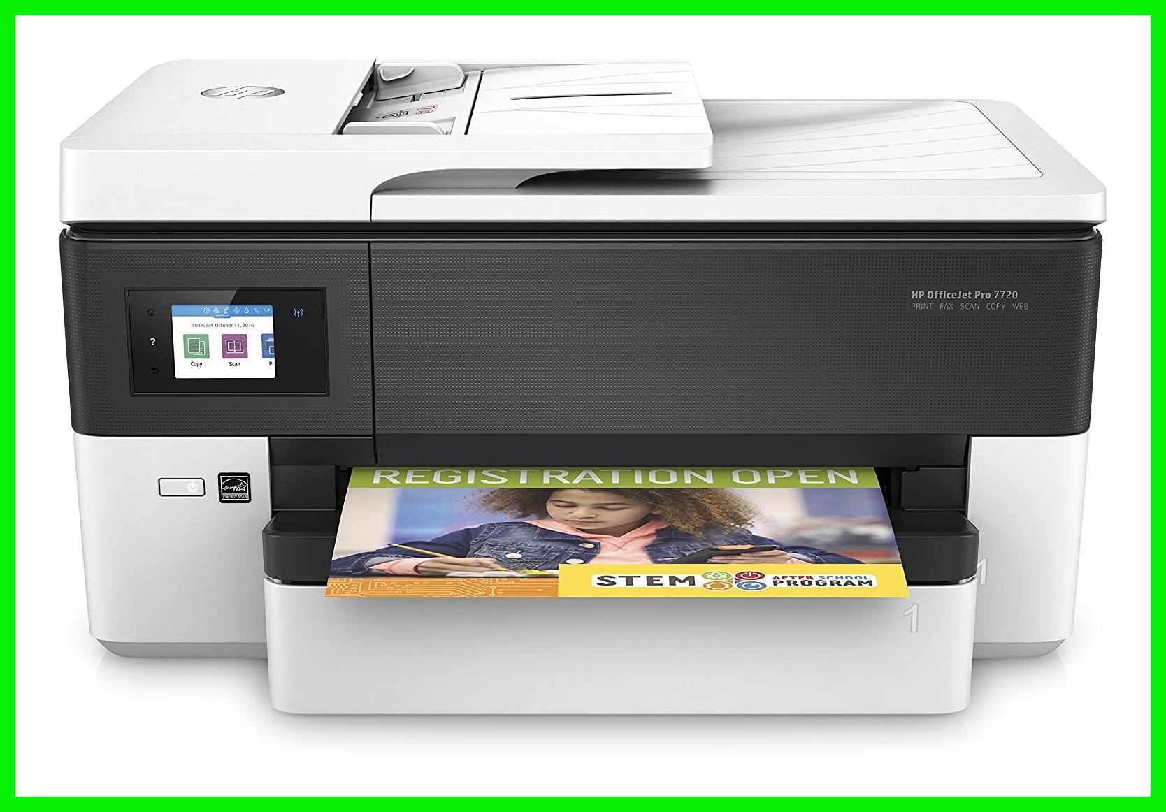 HP 7720 Officejet Pro: la impresora versátil
