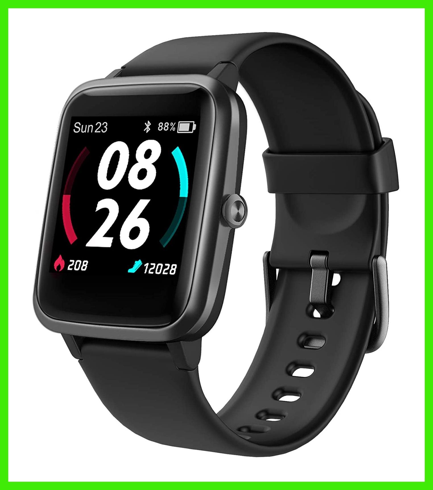 LIFEBEE ID-205G Smartwatch: el reloj deportivo y llamativo