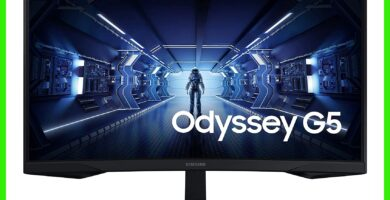 Samsung C27G53T: un monitor curvo para gamers