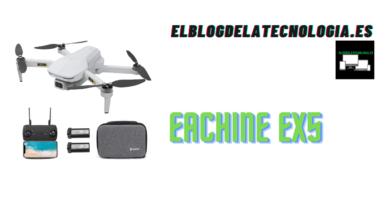 Eachine EX5 GPS