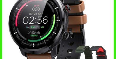 Relojes inteligentes para hombre: los 6 mejores