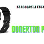 Donerton P22-B: un reloj bastante completo