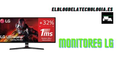 Monitores LG: ¿ cuáles son los mejores?