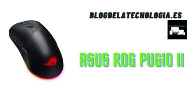 ASUS ROG Pugio II : características y opiniones