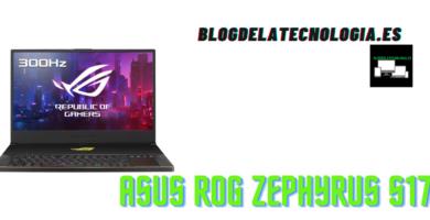 ASUS ROG Zephyrus S17