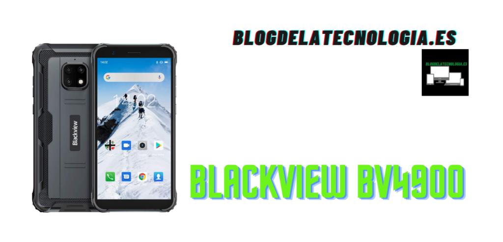 Blackview BV4900: la resistencia al poder!