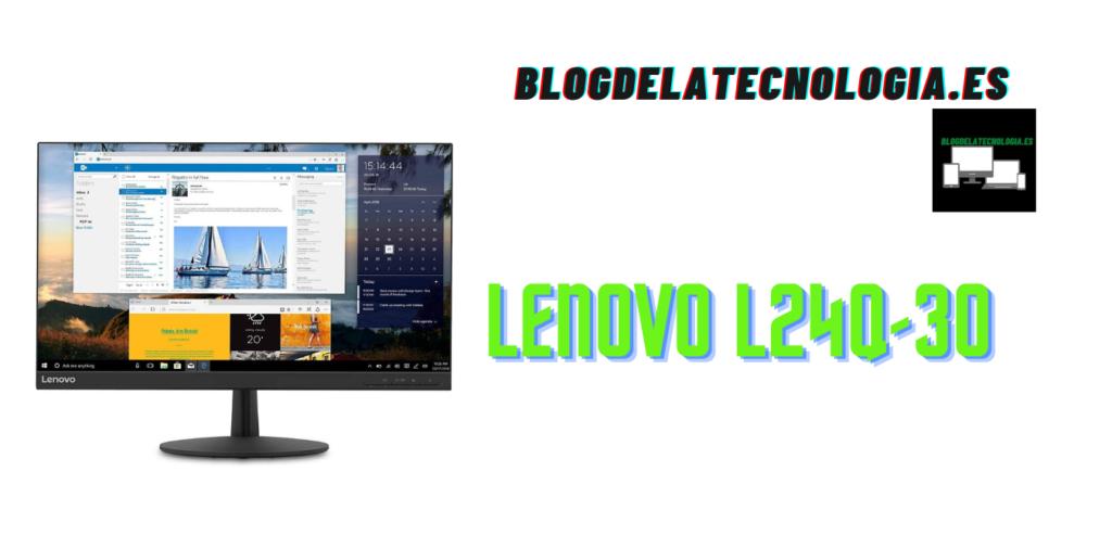 Lenovo L24q-30: características y opiniones