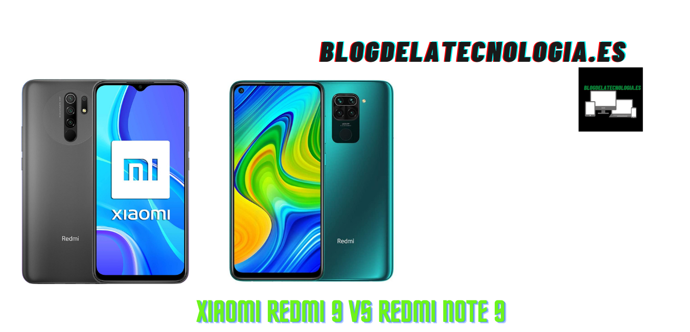 Xiaomi Redmi 9 vs Redmi Note 9
