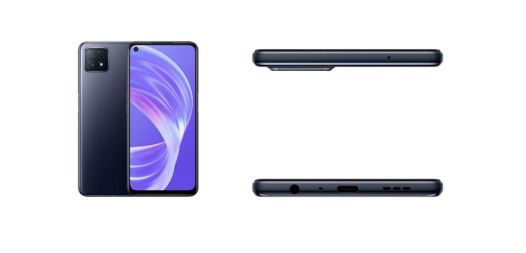 OPPO A73 5G: características
