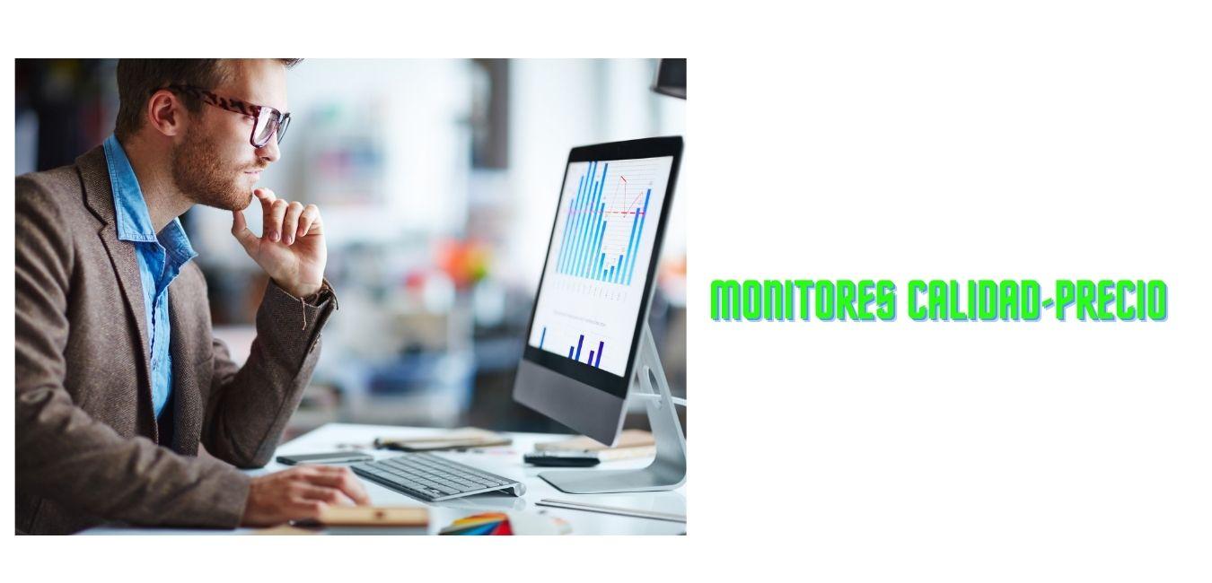 Los 8 mejores monitores calidad-precio