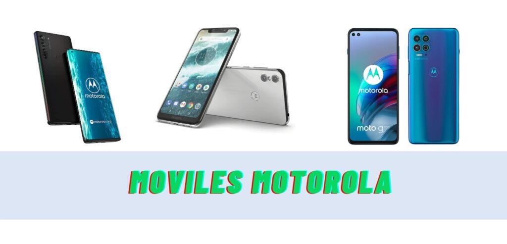 Estos son los 7 mejores móviles Motorola