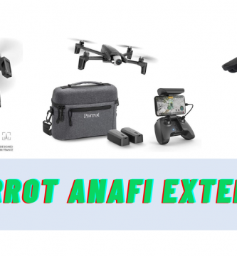 Parrot Anafi Extended: review y opiniones