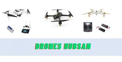 Drones Hubsan: ¿cuáles son los mejores?