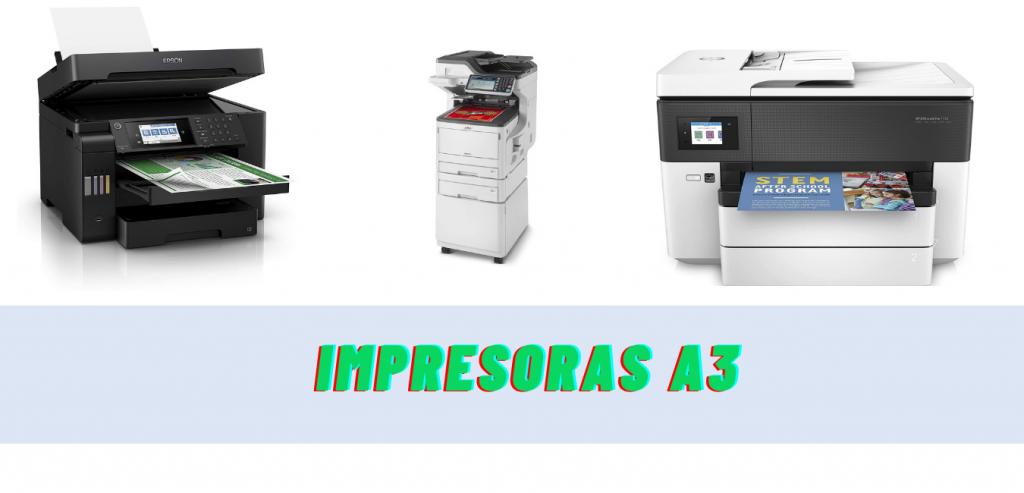 Impresoras A3: nuestras 14 mejores