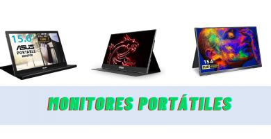 Los 10 mejores monitores portátiles del año