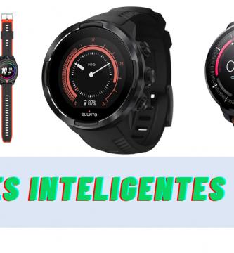 Los 12 mejores relojes inteligentes con GPS